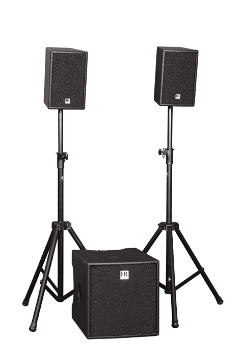 location PACK DJ HK AUDIO 1800 WATTS à Verchaix 74440