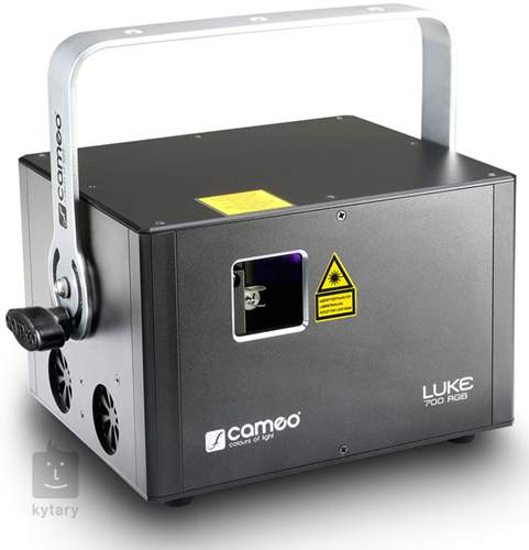 location Laser Luke 700mW RGB à Cordon 74700