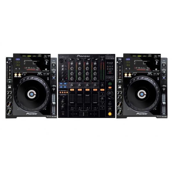 location Régie PIONEER DJ Pro Club USB à Metz-Tessy 74370