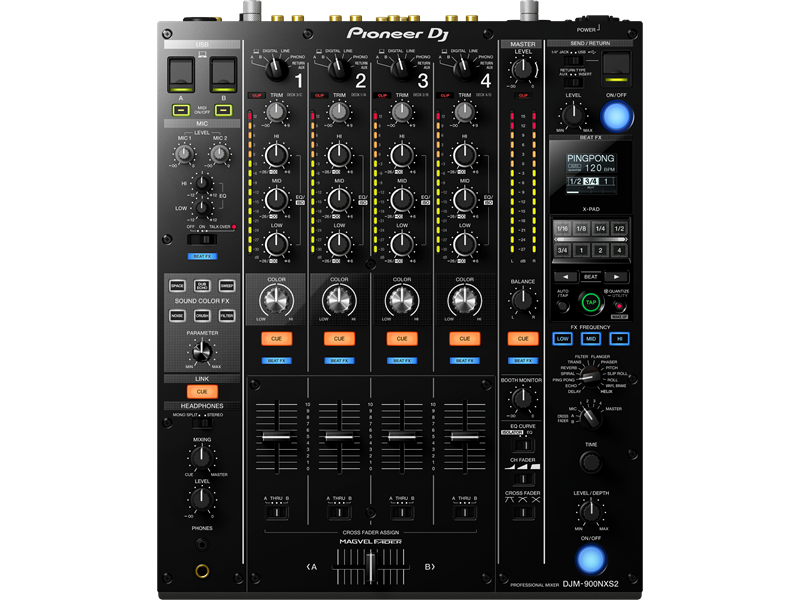 location DJM 900 NEXUS 2 Pioneer à Les-carroz 74300