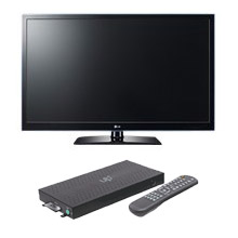 "location Ecran Plat LCD/LED 40/42"" Full HD + Diffuseur HD Professionel à Les-carroz 74300"