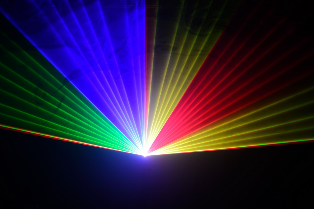 location Laser Multicouleurs 700 MW RGB500 à Cordon 74700